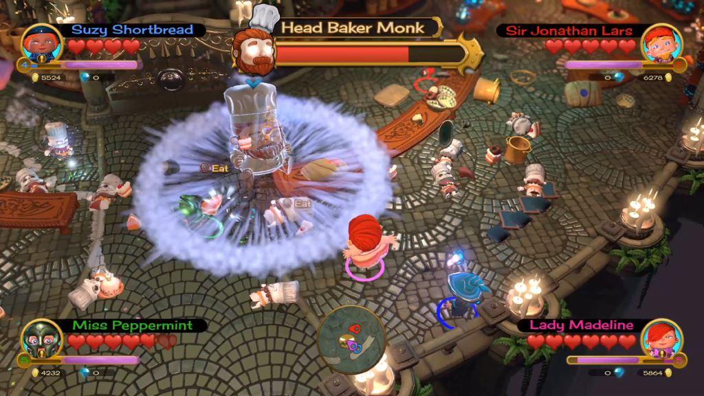 Скриншот №6 к Fat Princess Невероятные приключения