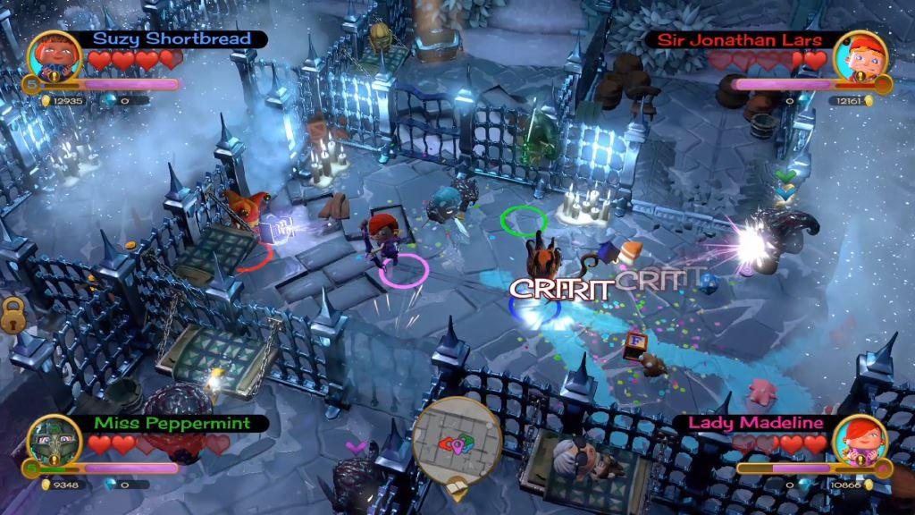Скриншот №8 к «Fat Princess Невероятные приключения» -комплект Mega Loot