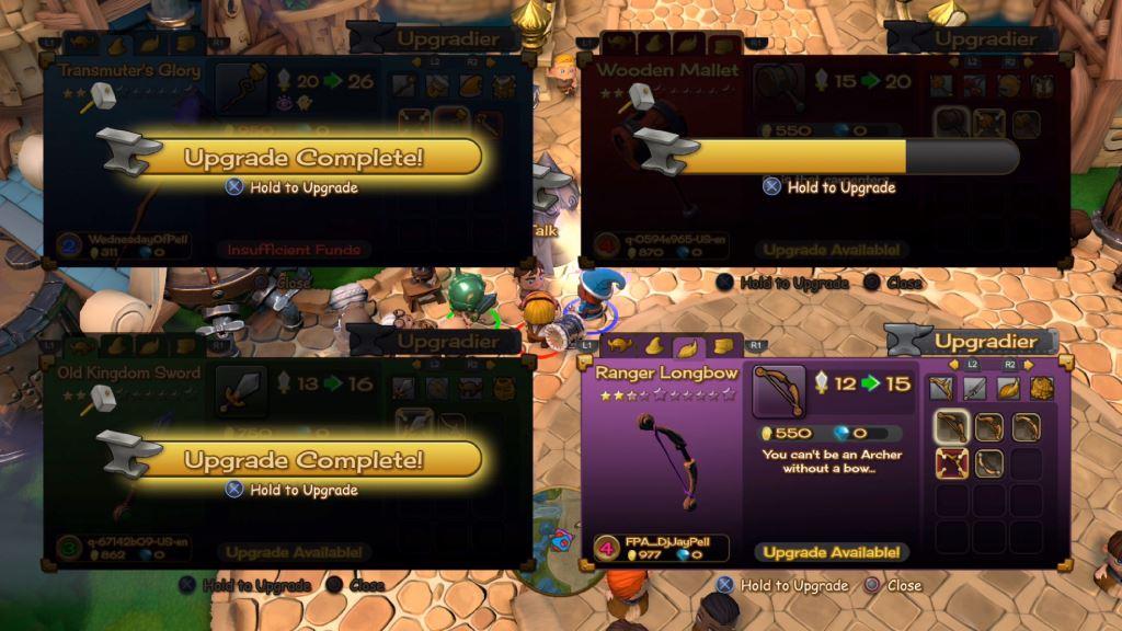 Скриншот №10 к «Fat Princess Невероятные приключения» -комплект Mega Loot