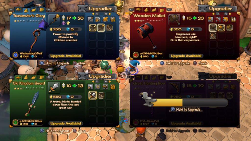Скриншот №9 к «Fat Princess Невероятные приключения» -комплект Mega Loot