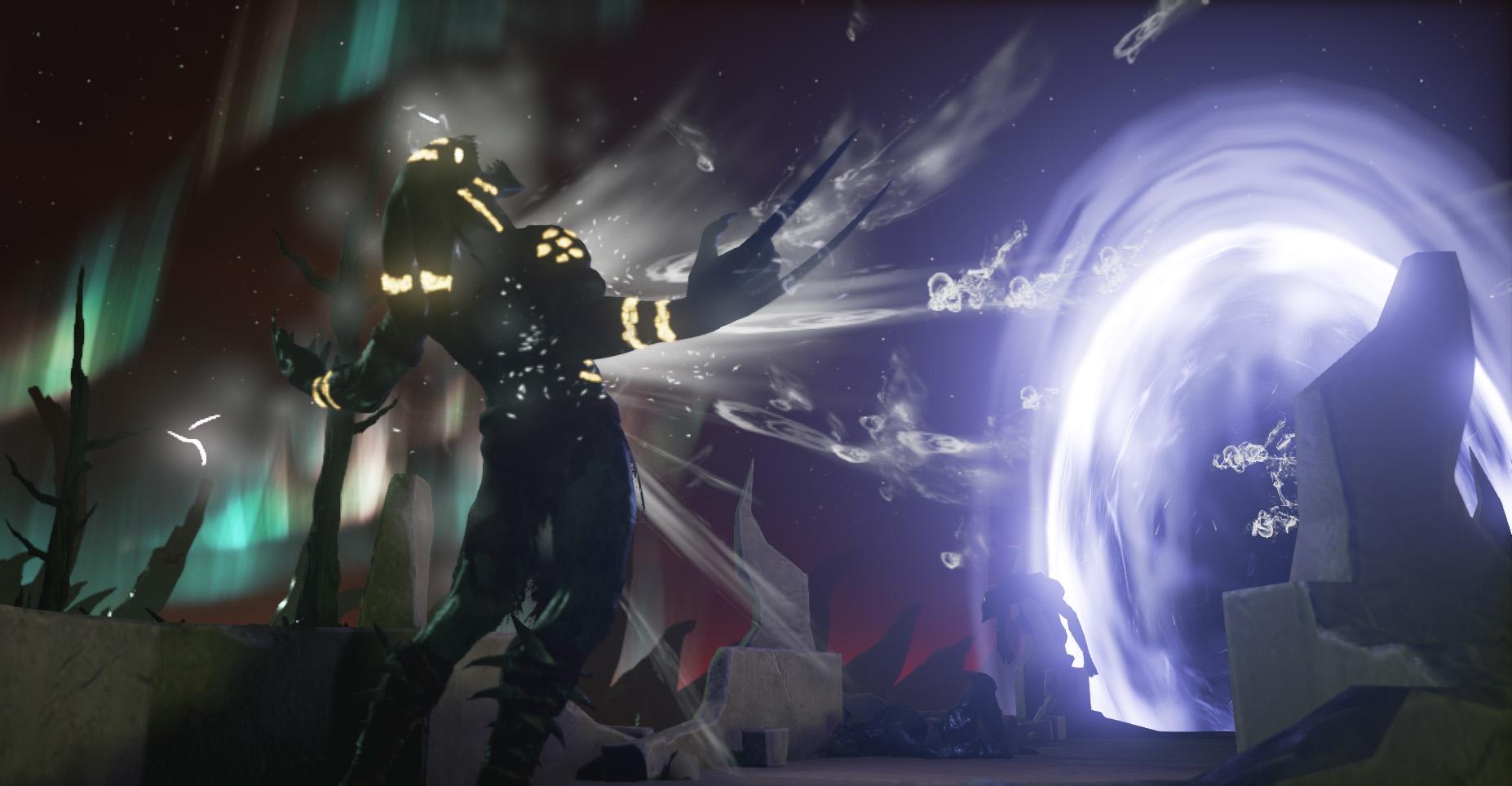 Скриншот №5 к Shadow of the Beast