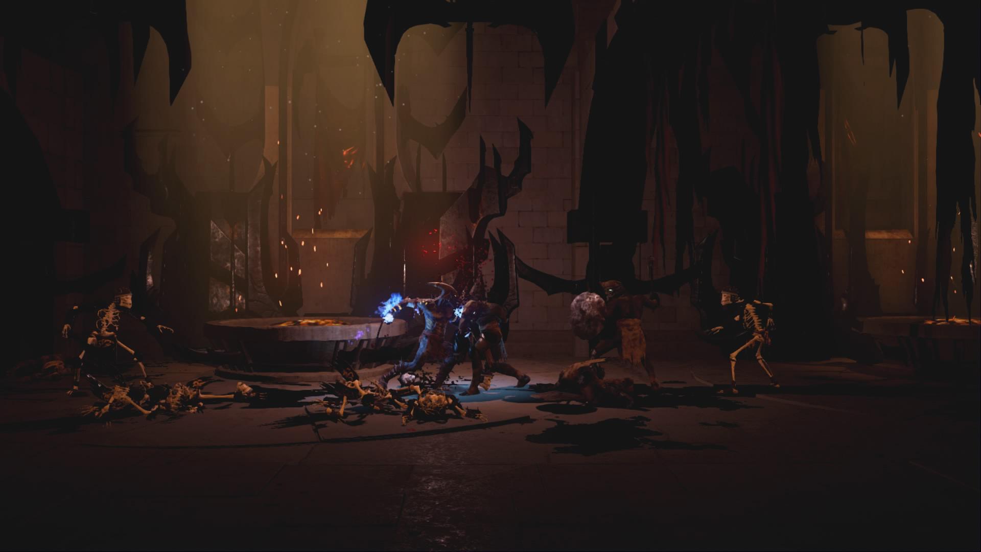 Скриншот №6 к Shadow of the Beast