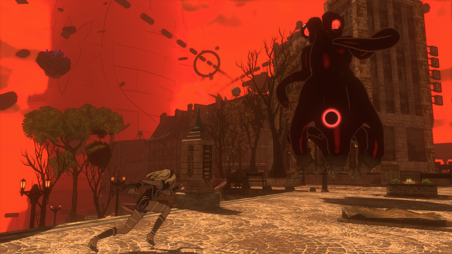 Скриншот №2 к Gravity Rush™ Remastered