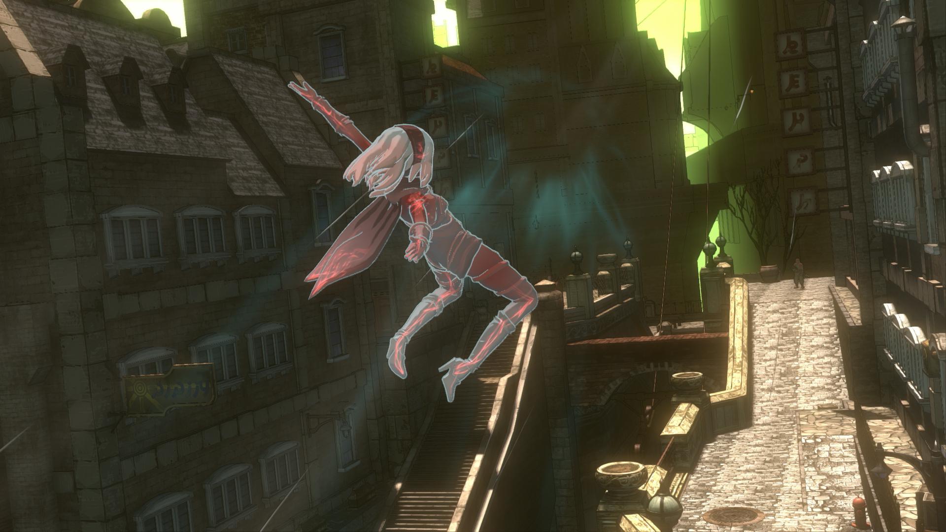 Скриншот №8 к Gravity Rush™ Remastered
