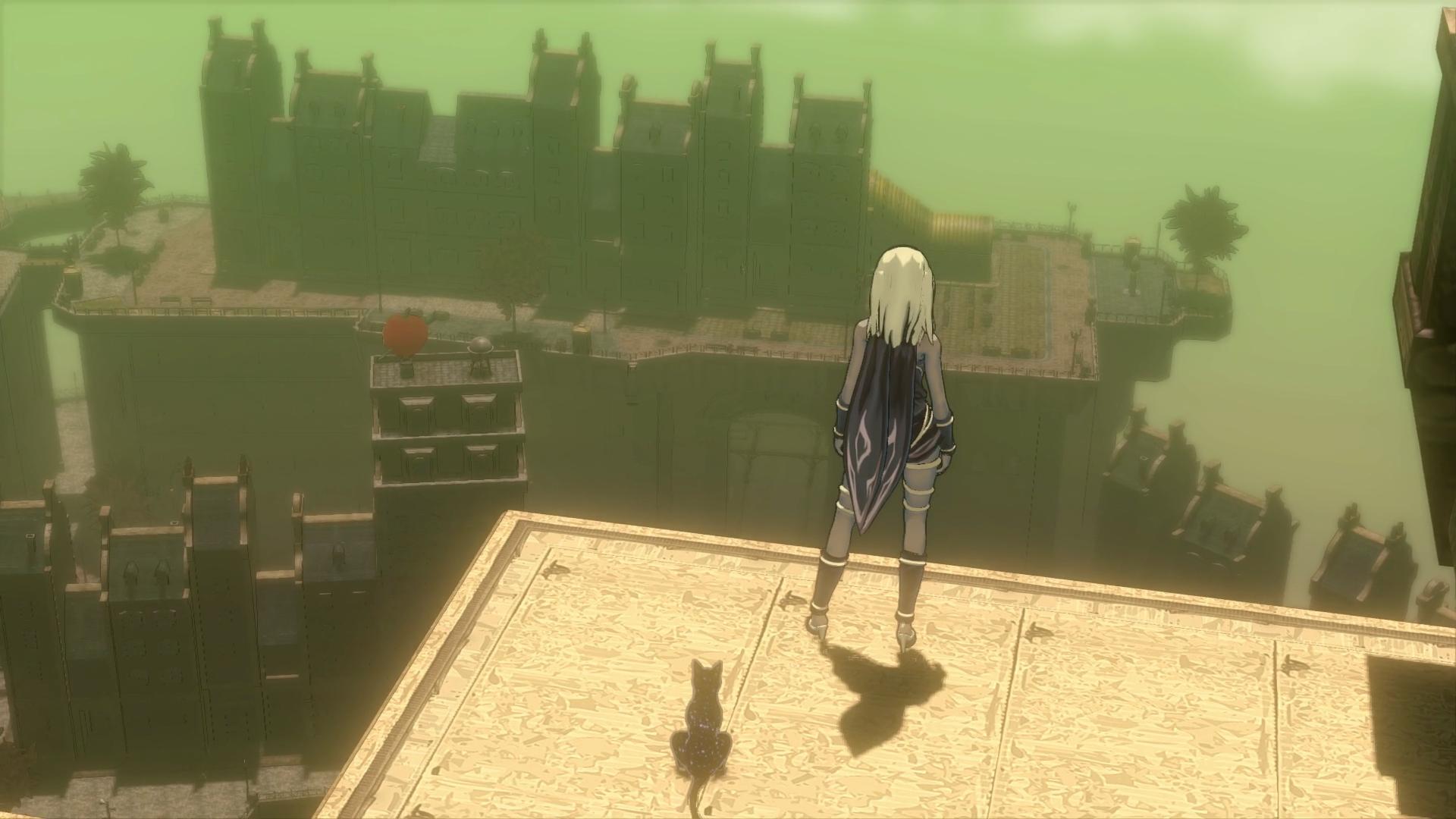 Скриншот №6 к Gravity Rush™ Remastered