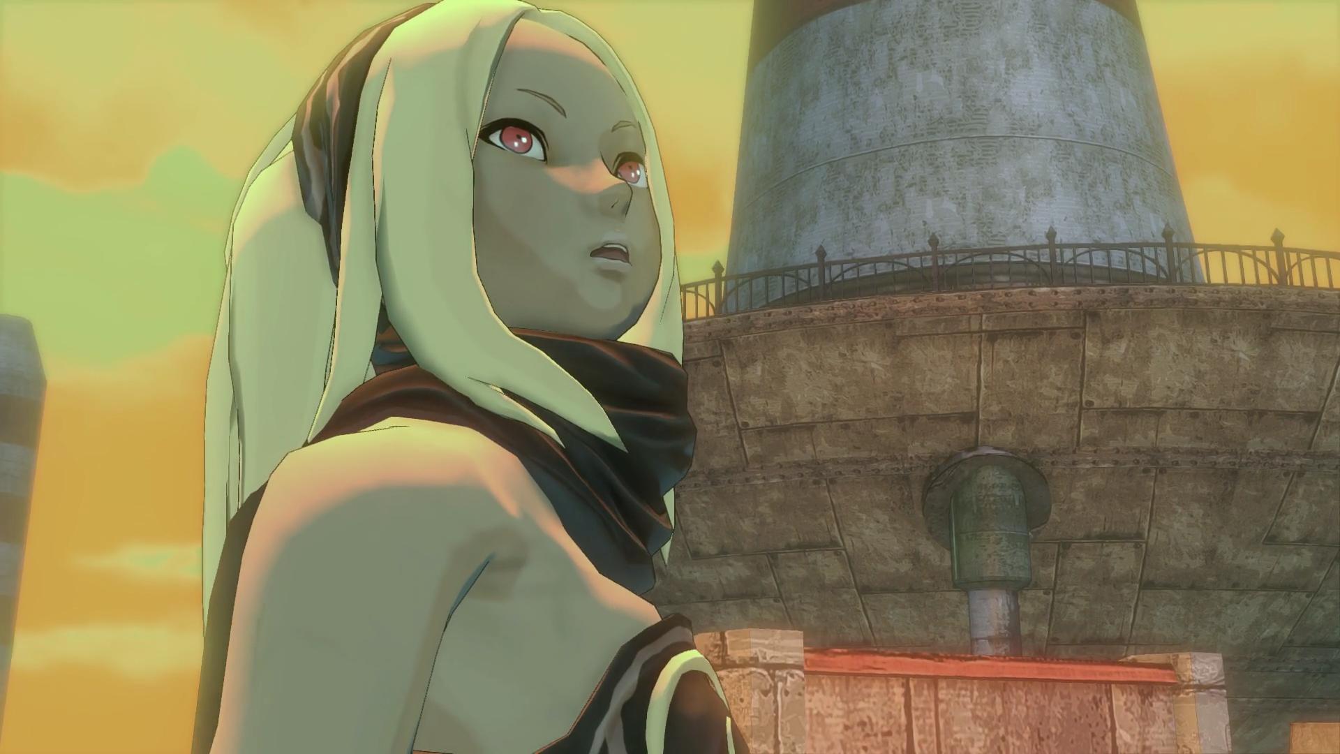 Скриншот №4 к Gravity Rush™ Remastered