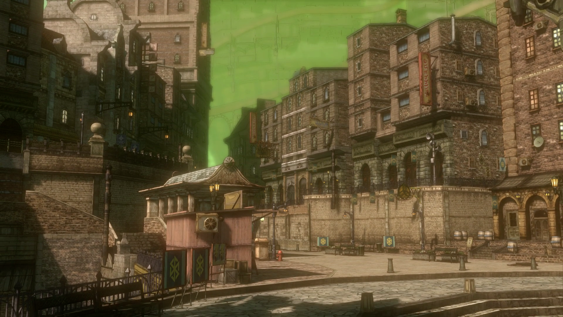 Скриншот №1 к Gravity Rush™ Remastered