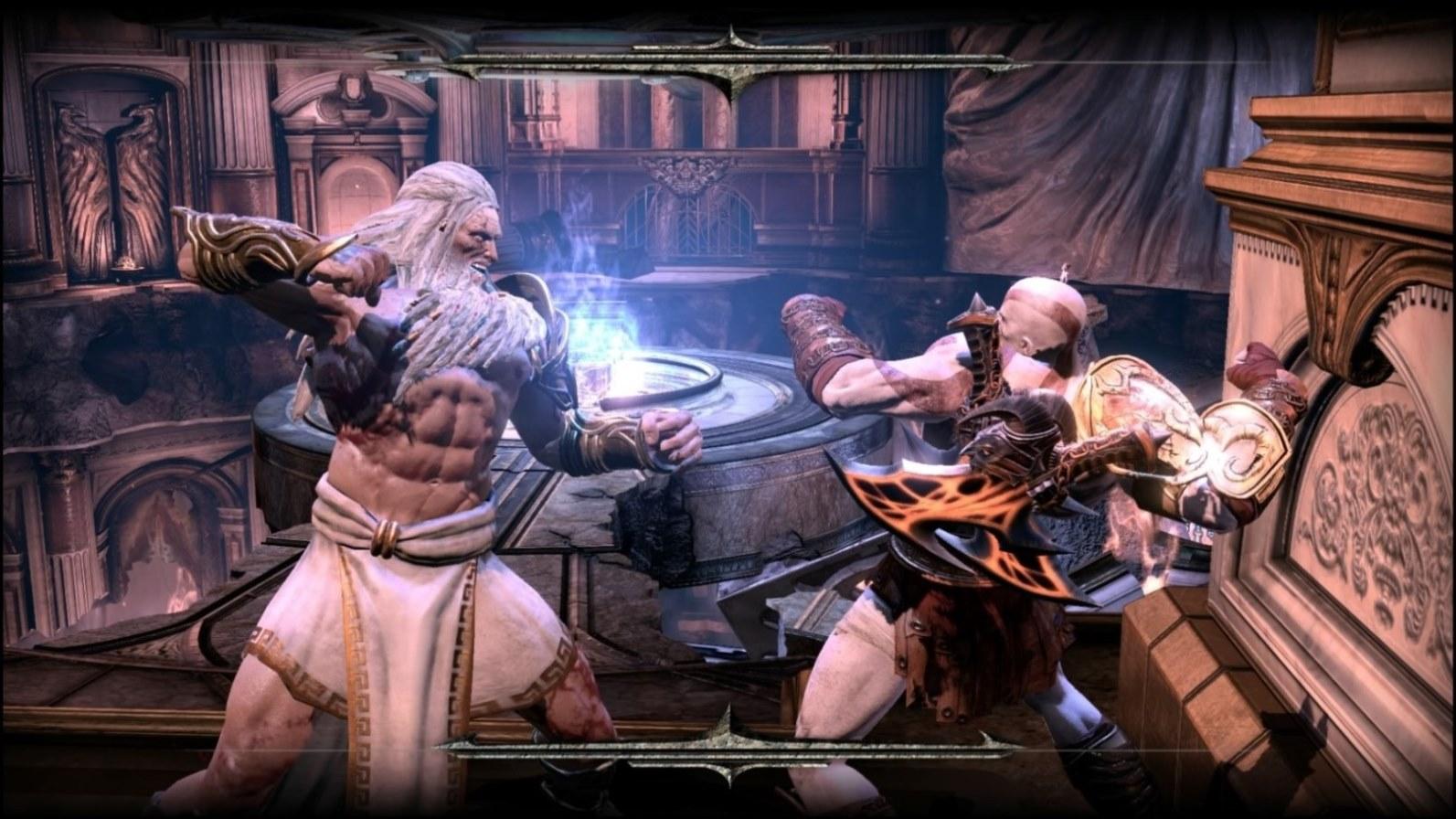 Скриншот №8 к God of War III Обновленная версия