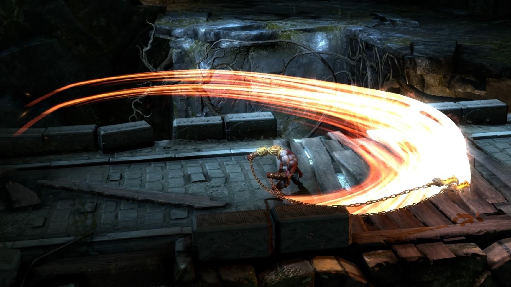 Скриншот №3 к God of War III Обновленная версия