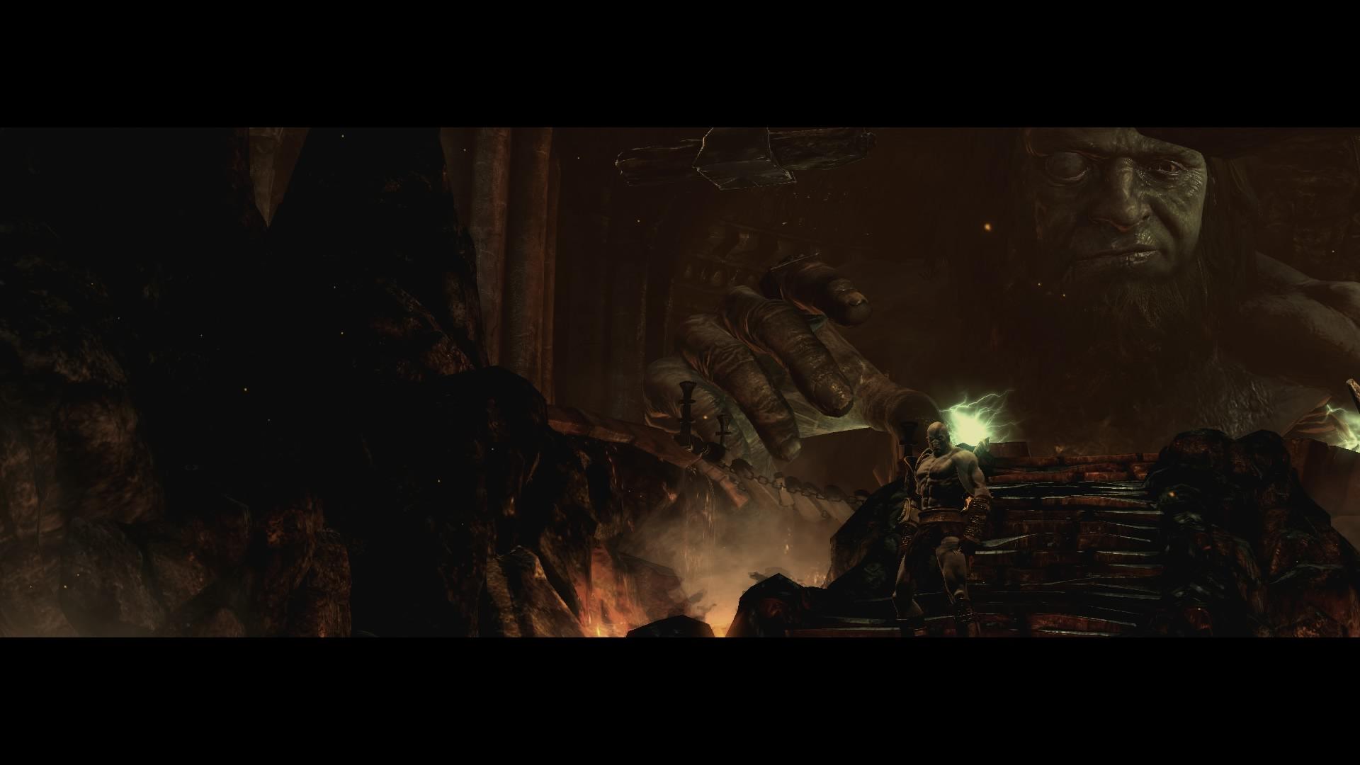 Скриншот №9 к God of War III Обновленная версия