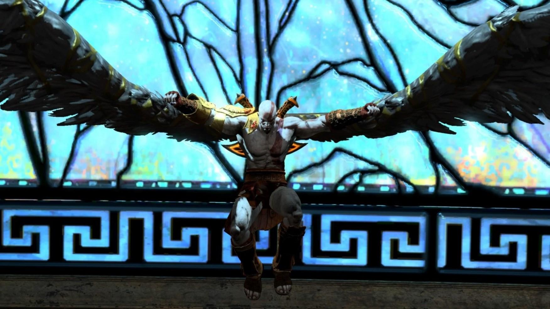 Скриншот №5 к God of War III Обновленная версия