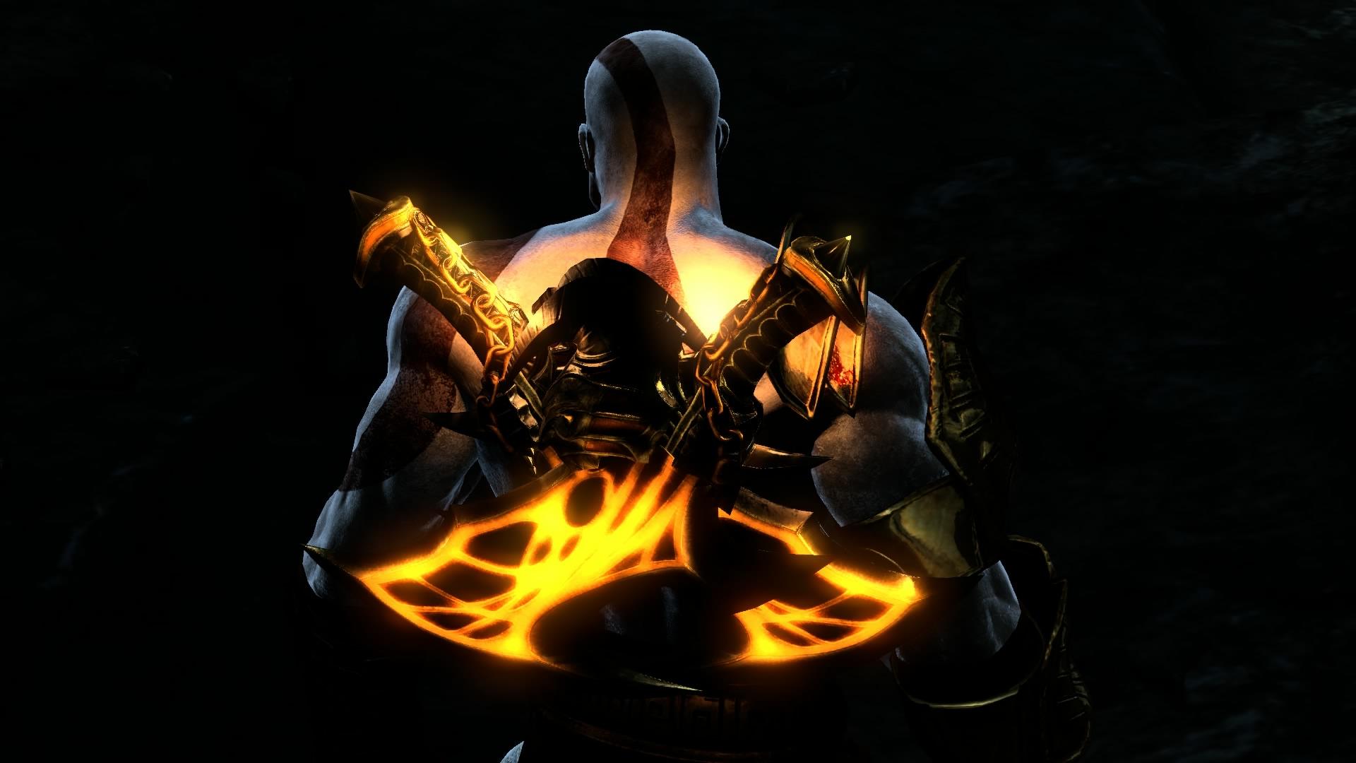 Скриншот №4 к God of War III Обновленная версия