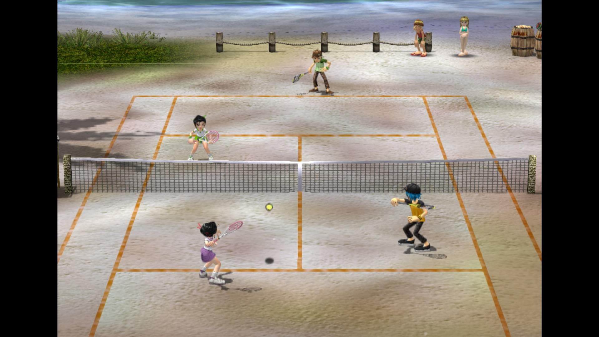 Скриншот №4 к Everybodys Tennis