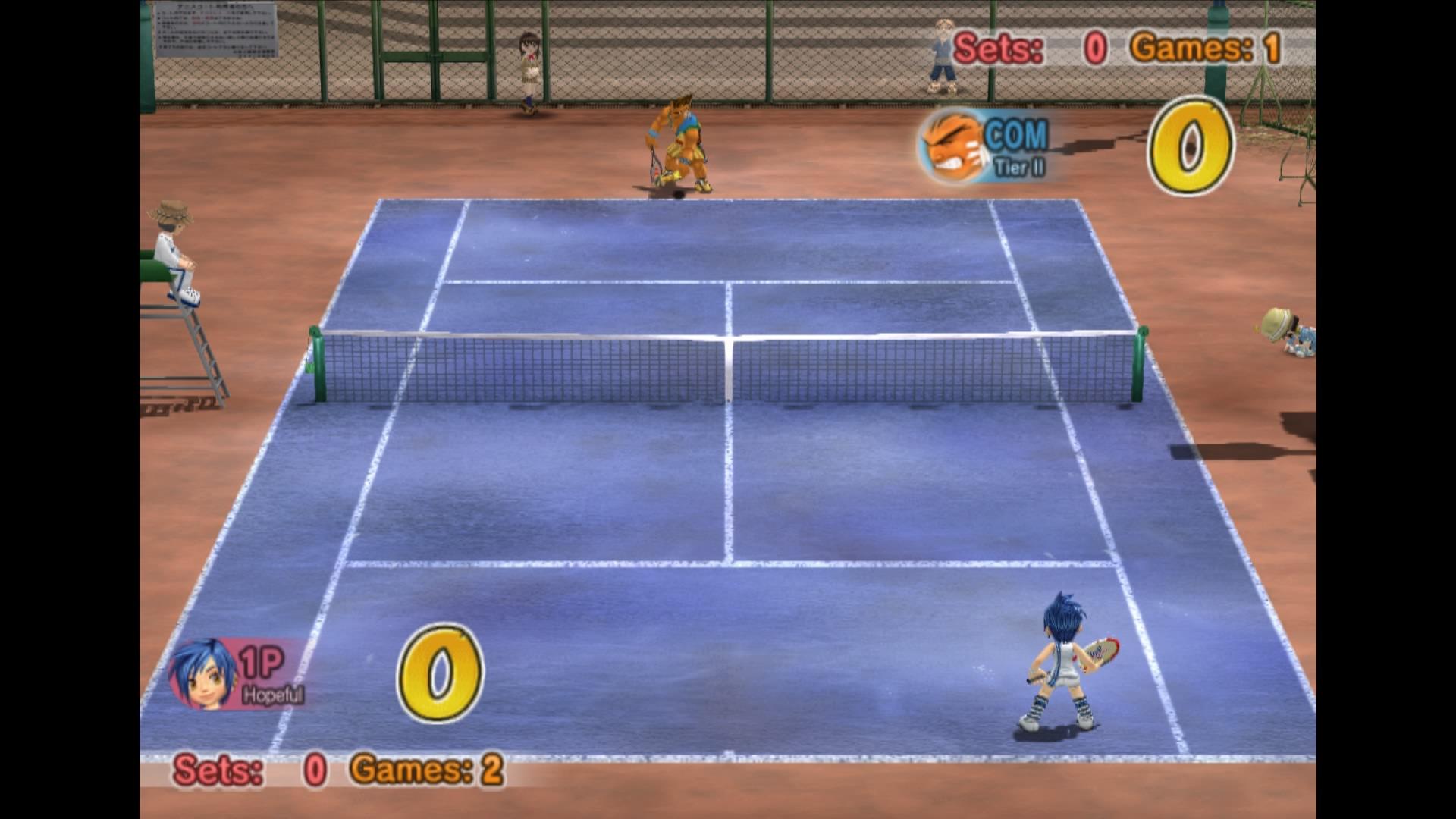 Скриншот №6 к Everybodys Tennis