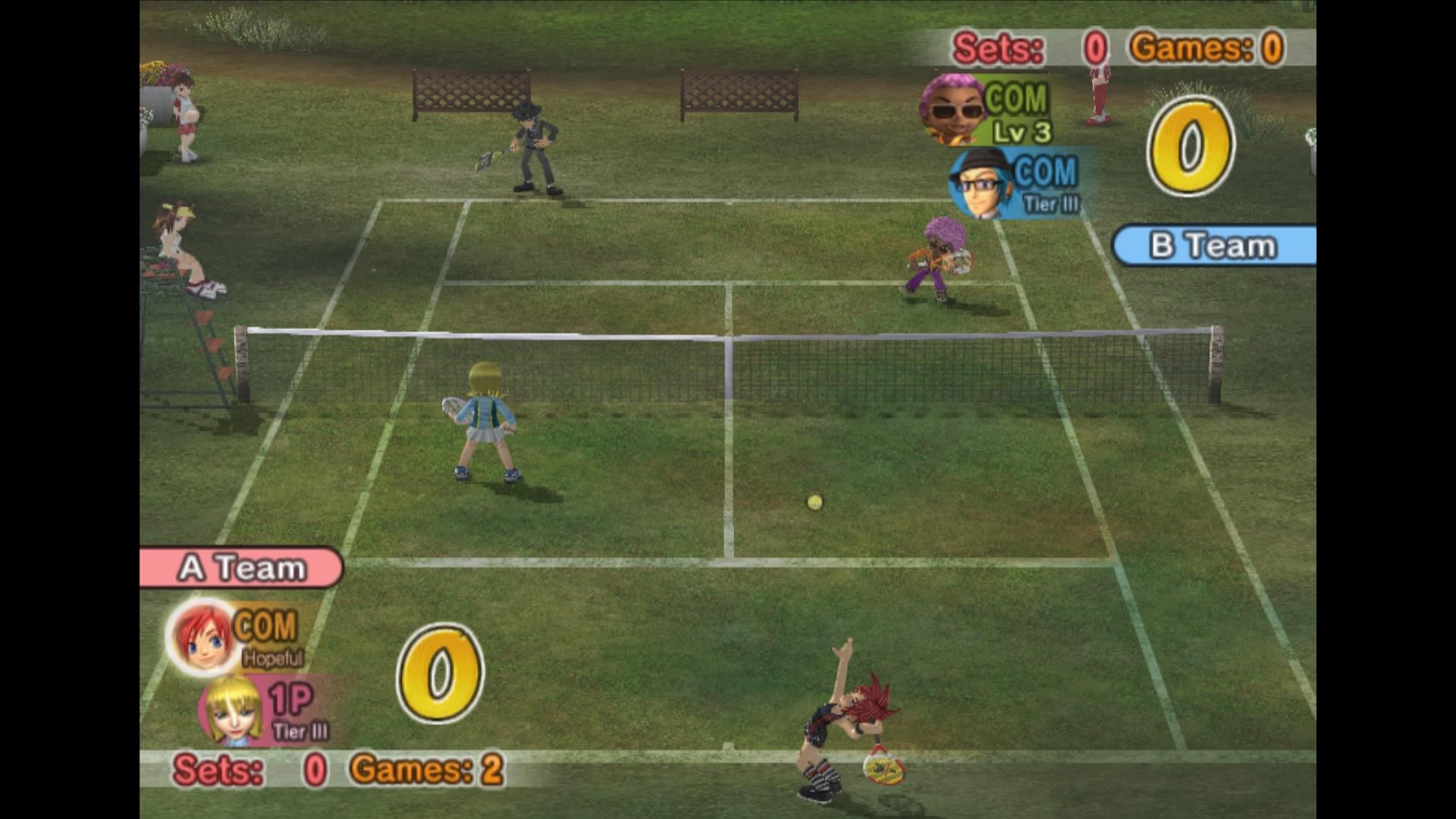 Скриншот №8 к Everybodys Tennis