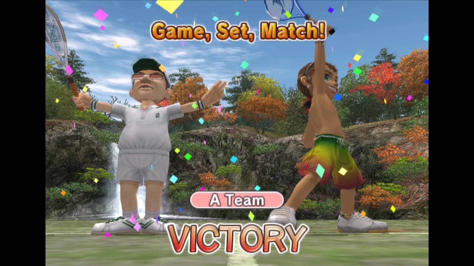 Скриншот №2 к Everybodys Tennis