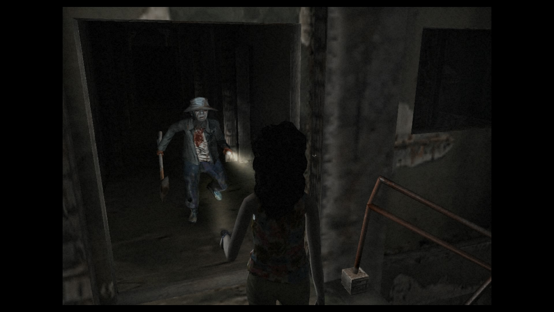 Скриншот №8 к Forbidden Siren