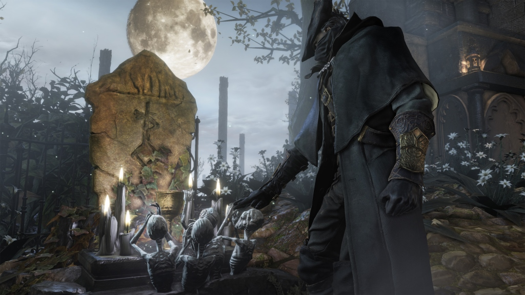 Скриншот №7 к Bloodborne Game of the Year Edition