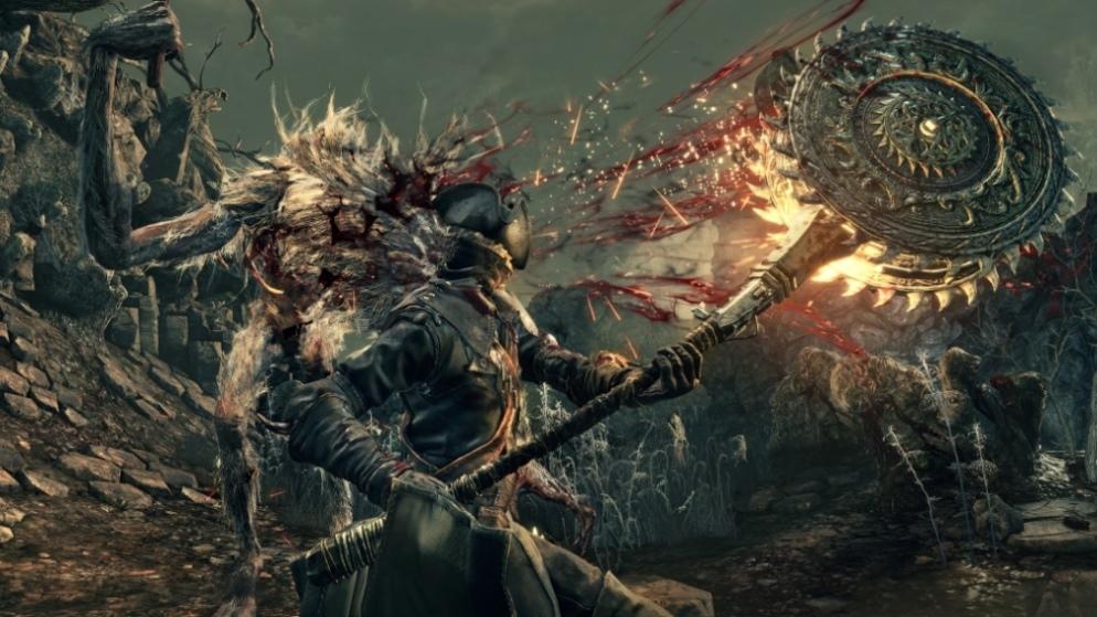 Скриншот №6 к Bloodborne Game of the Year Edition