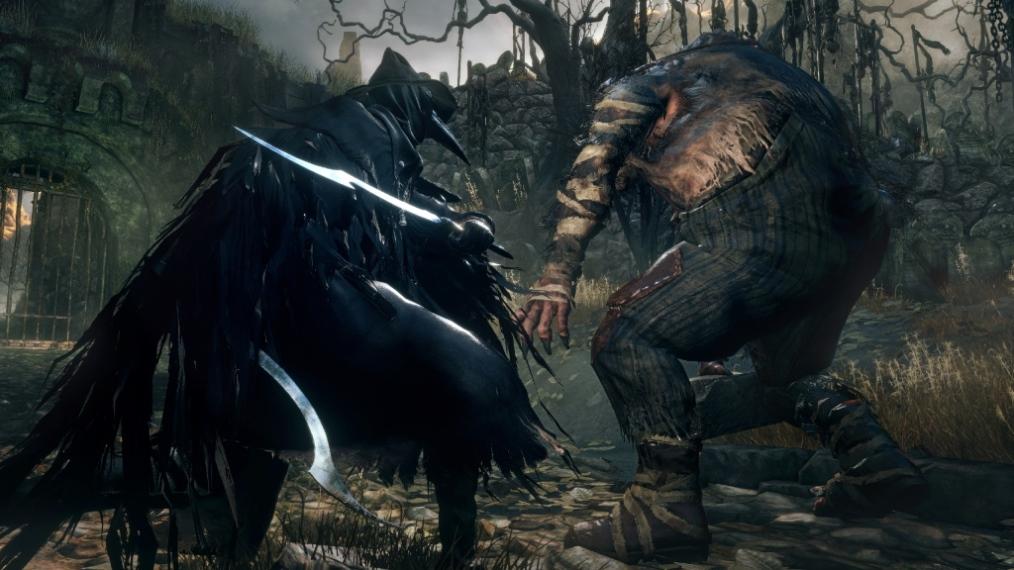 Скриншот №4 к Bloodborne Game of the Year Edition