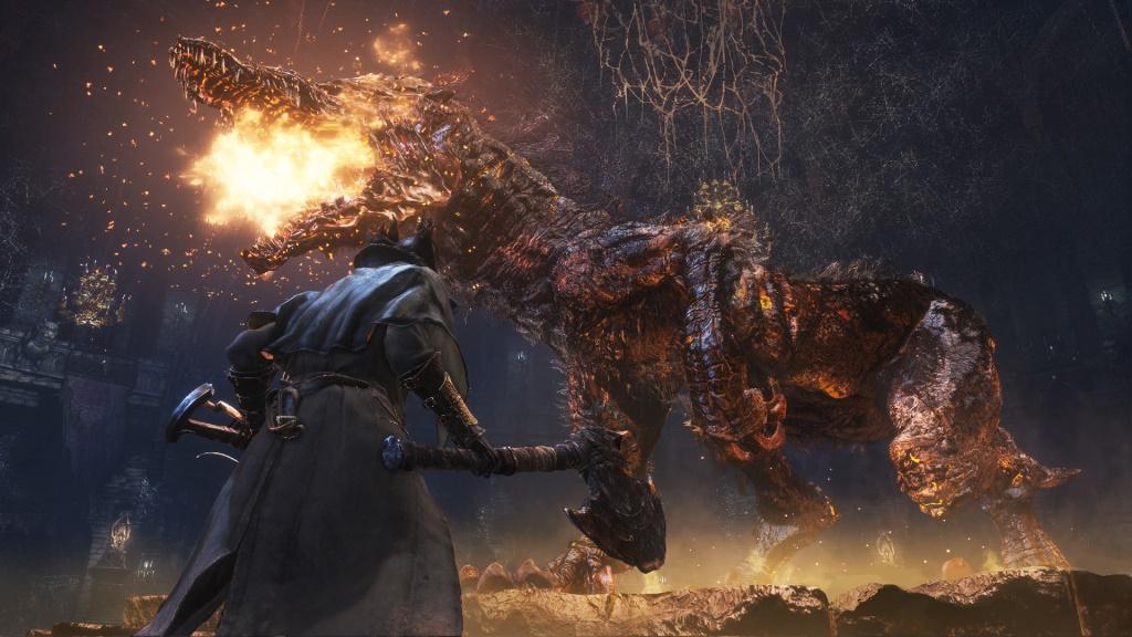 Скриншот №8 к Bloodborne Game of the Year Edition