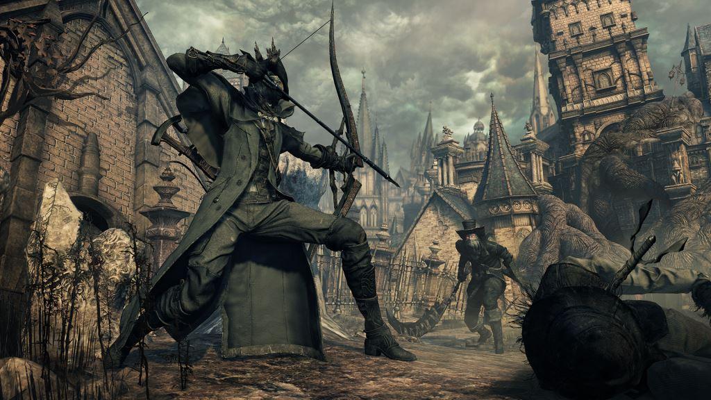 Скриншот №5 к Bloodborne Game of the Year Edition