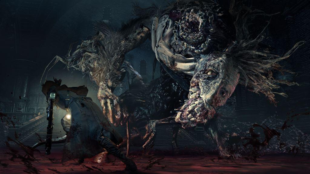 Скриншот №2 к Bloodborne Game of the Year Edition