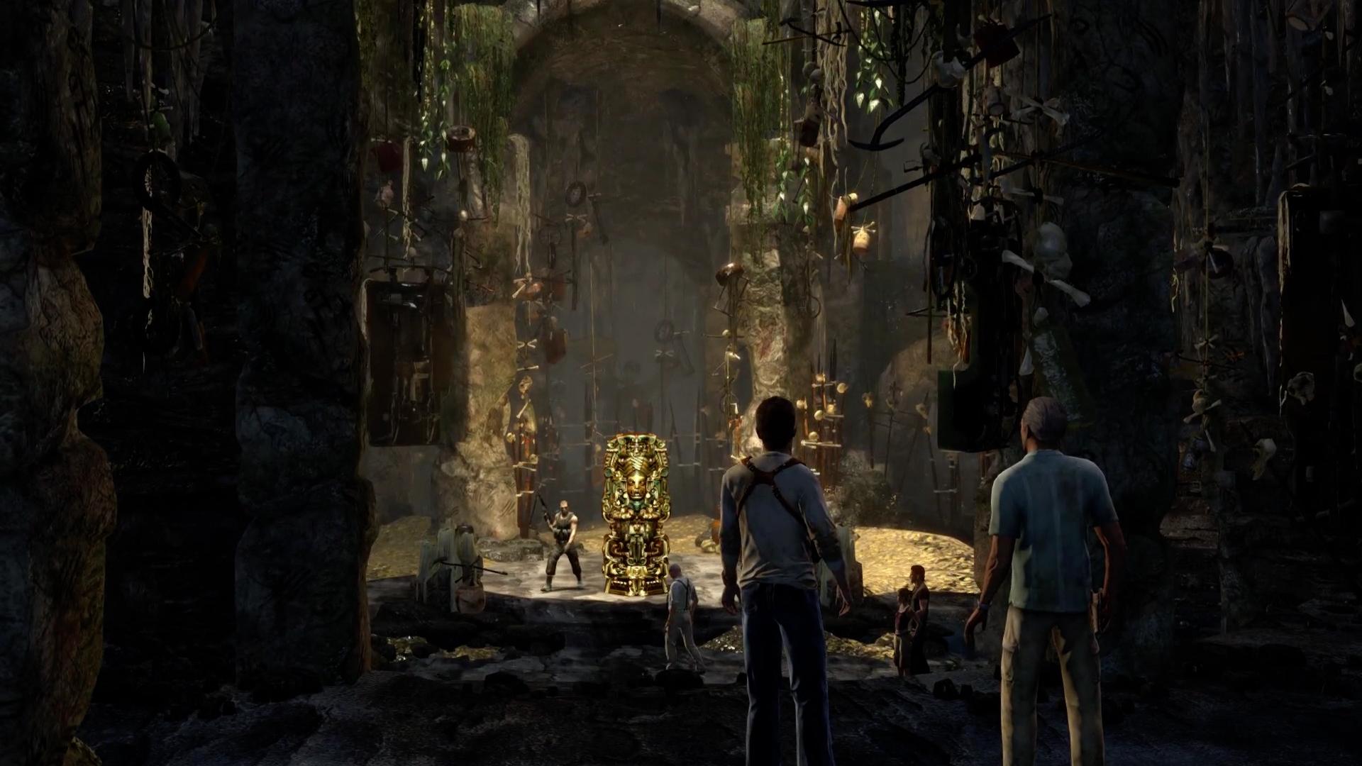 Скриншот №6 к Обновленная версия «Uncharted Судьба Дрейка»