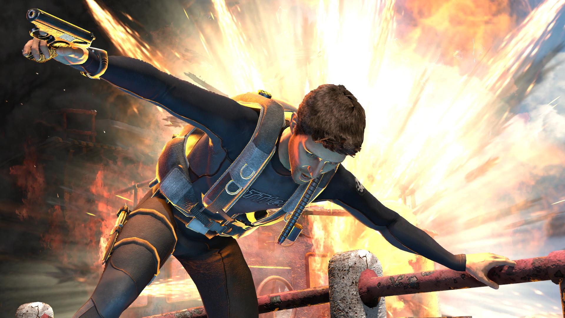 Скриншот №4 к Обновленная версия «Uncharted Судьба Дрейка»