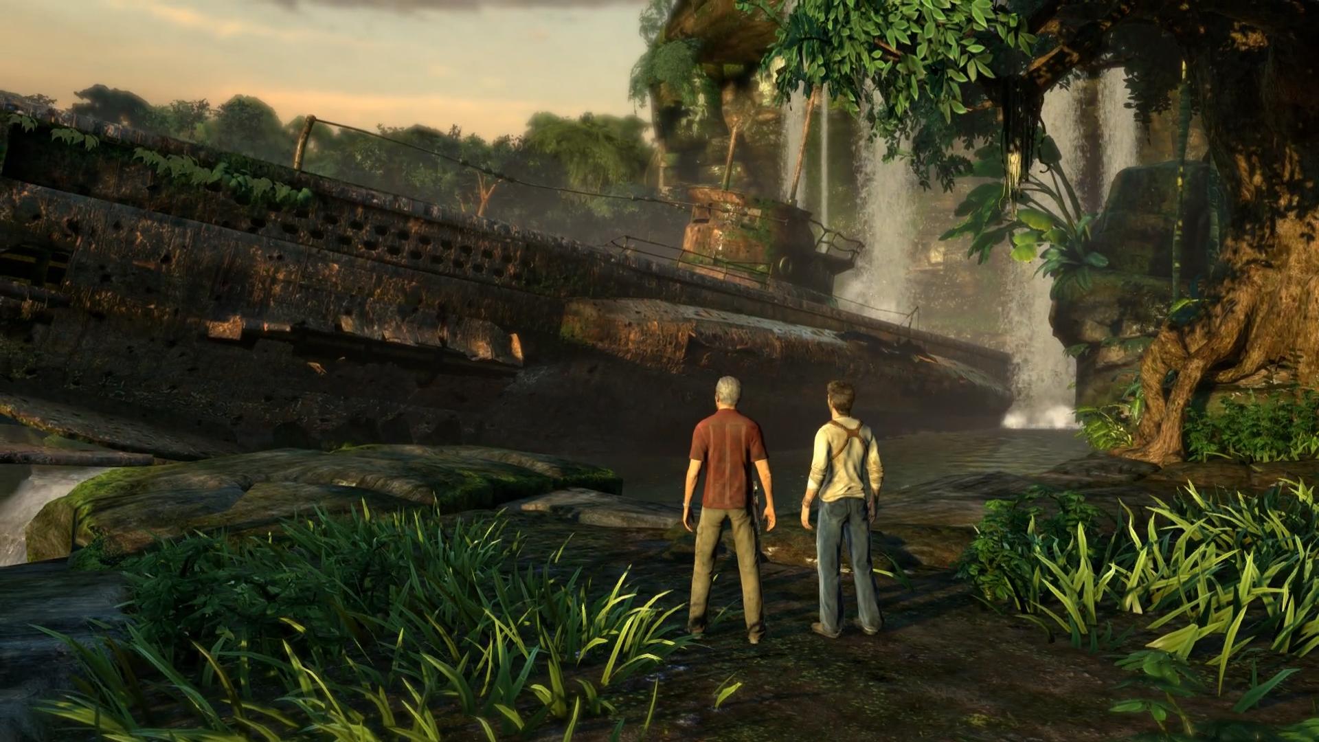 Скриншот №2 к Обновленная версия «Uncharted Судьба Дрейка»