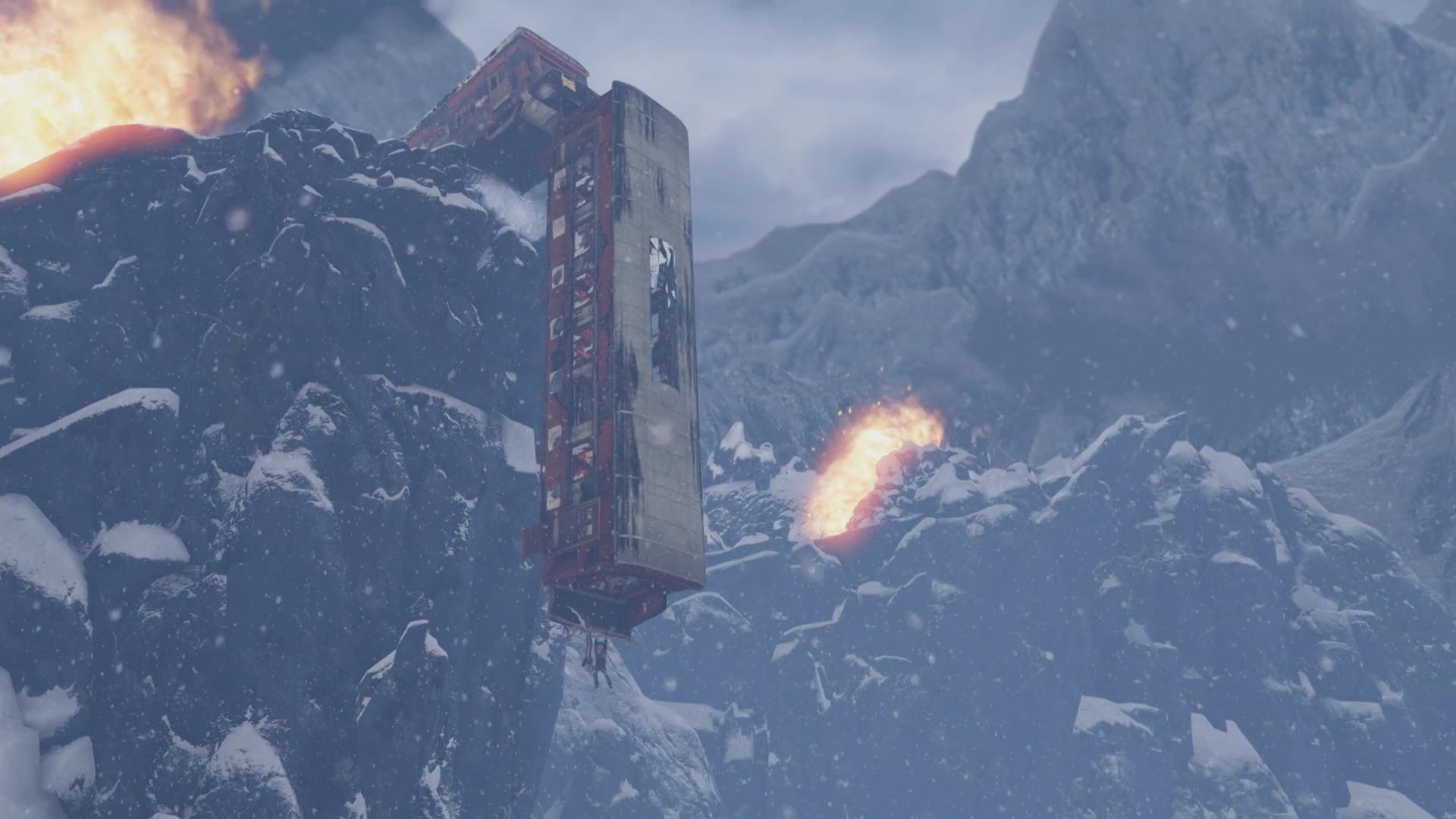 Скриншот №5 к Обновленная версия «Uncharted 2 Среди воров»
