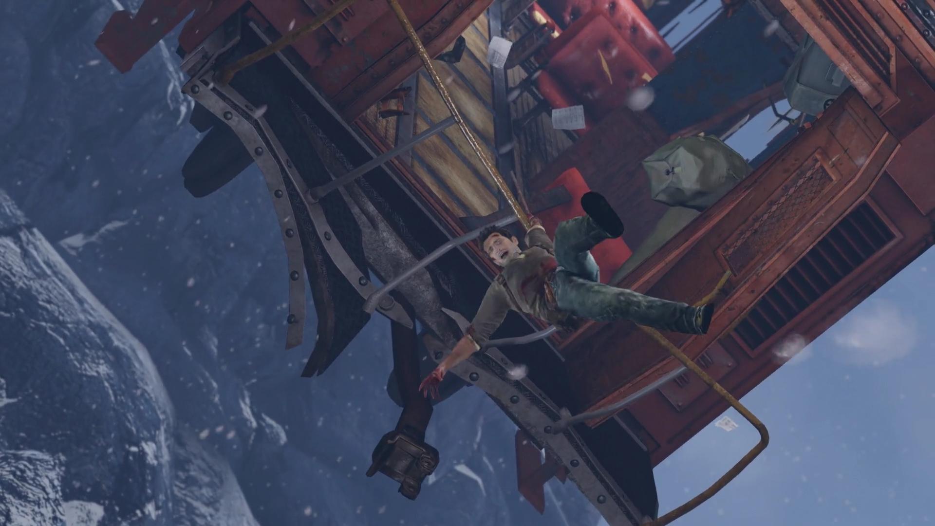 Скриншот №6 к Обновленная версия «Uncharted 2 Среди воров»
