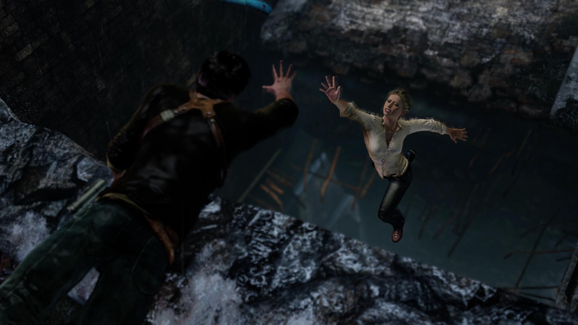 Скриншот №4 к Обновленная версия «Uncharted 2 Среди воров»