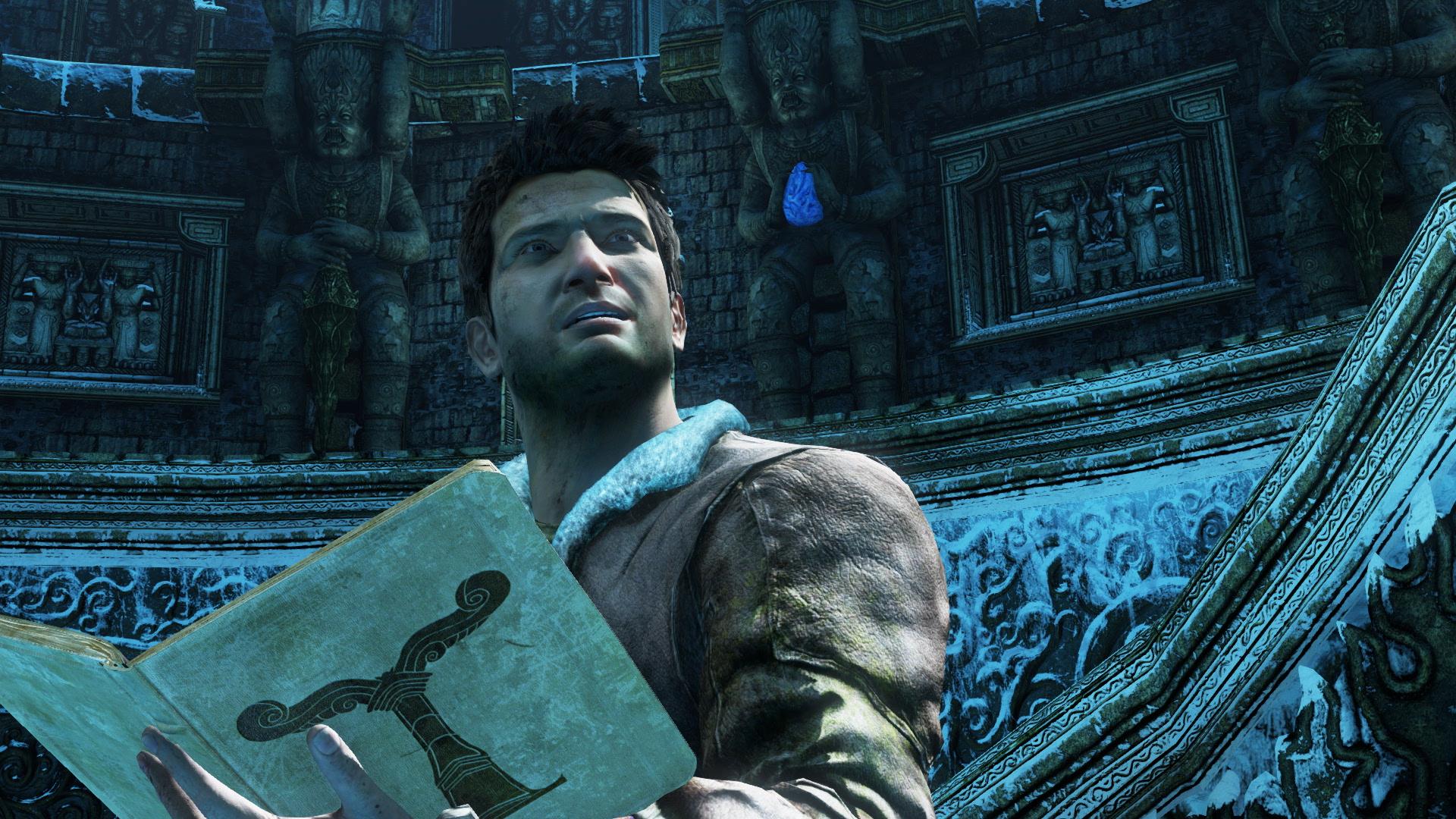 Скриншот №1 к Обновленная версия «Uncharted 2 Среди воров»