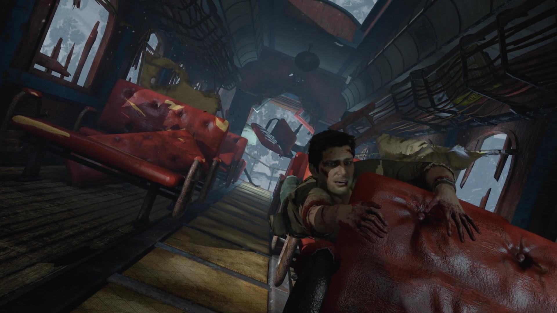 Скриншот №7 к Обновленная версия «Uncharted 2 Среди воров»