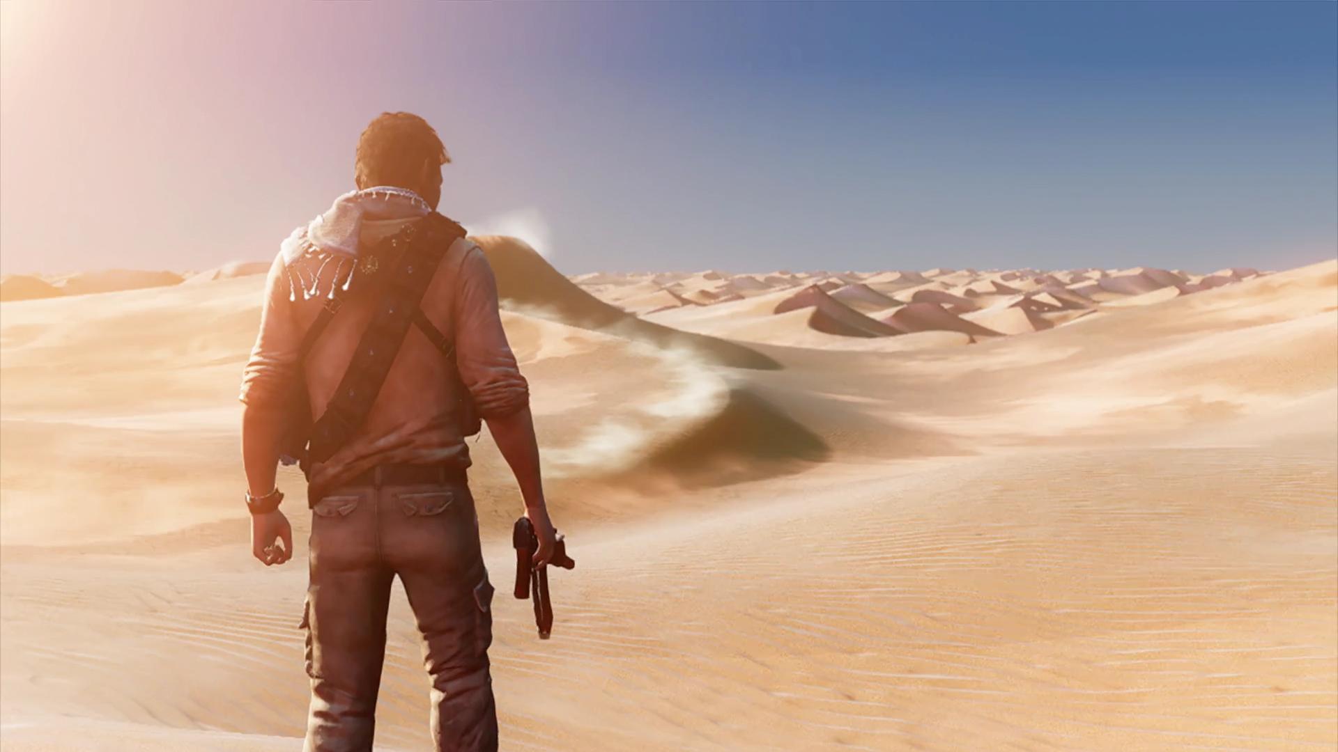 Скриншот №7 к Обновленная версия «Uncharted 3 Иллюзии Дрейка»