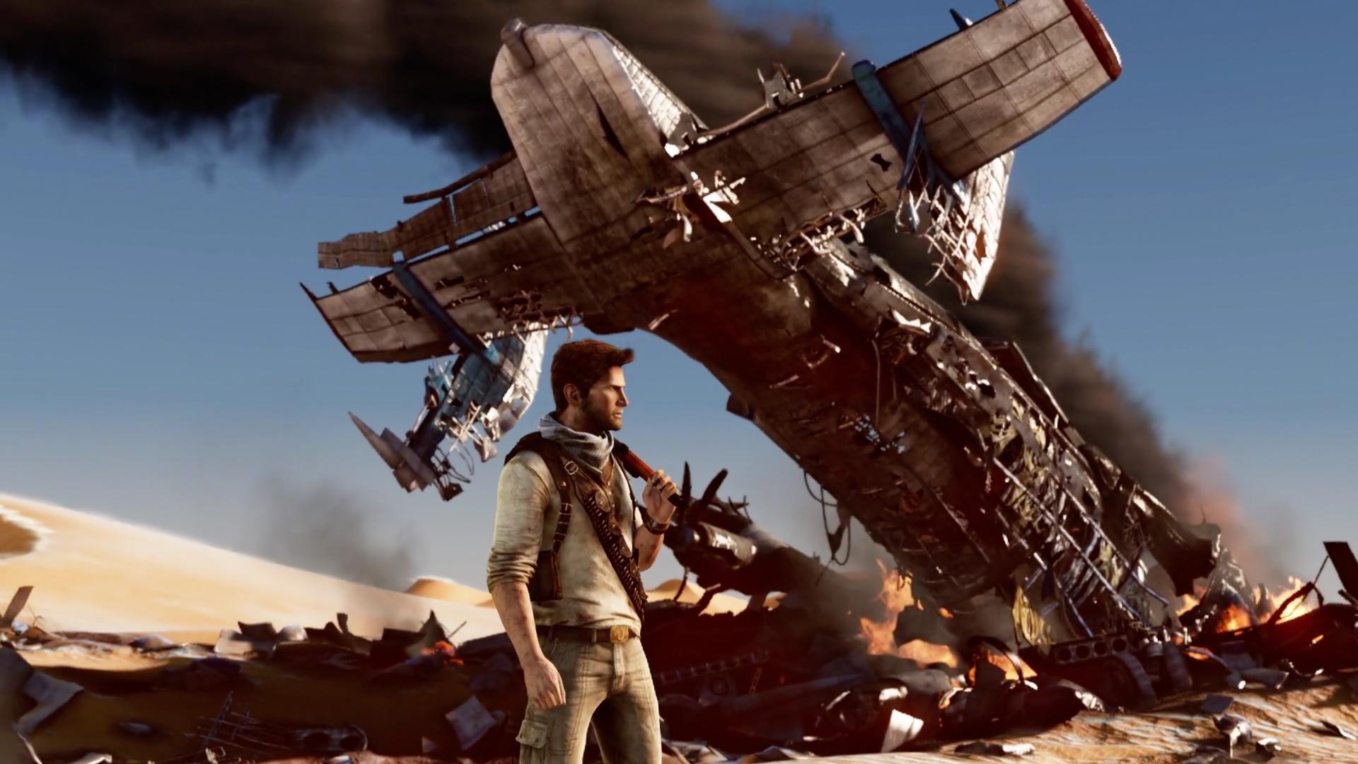 Скриншот №5 к Обновленная версия «Uncharted 3 Иллюзии Дрейка»