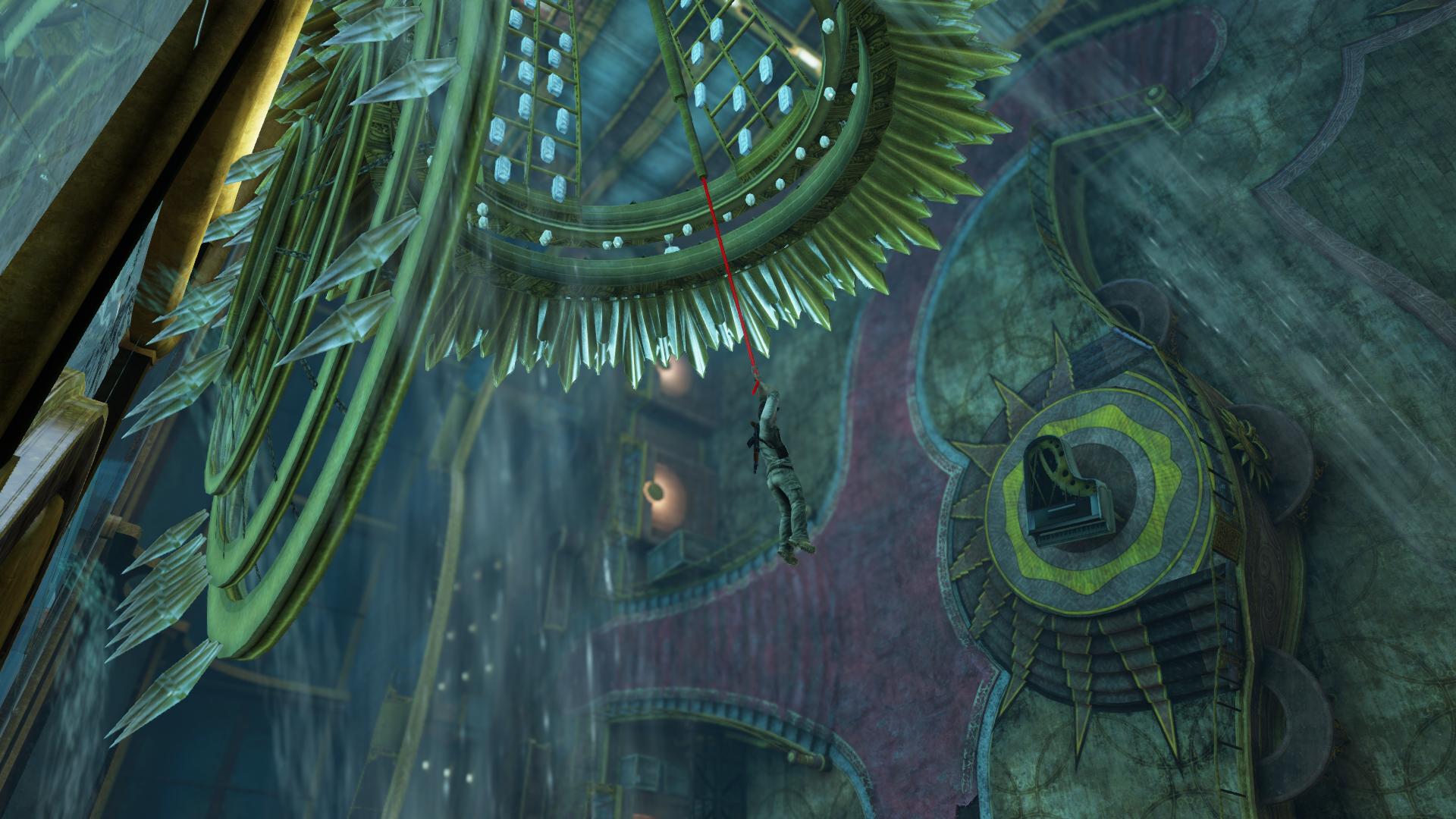 Скриншот №1 к Обновленная версия «Uncharted 3 Иллюзии Дрейка»