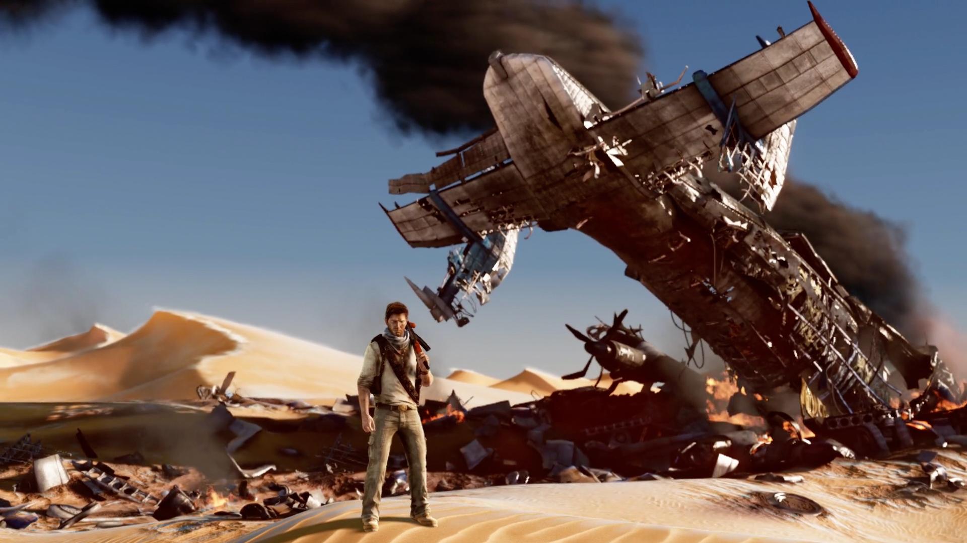 Скриншот №3 к Обновленная версия «Uncharted 3 Иллюзии Дрейка»