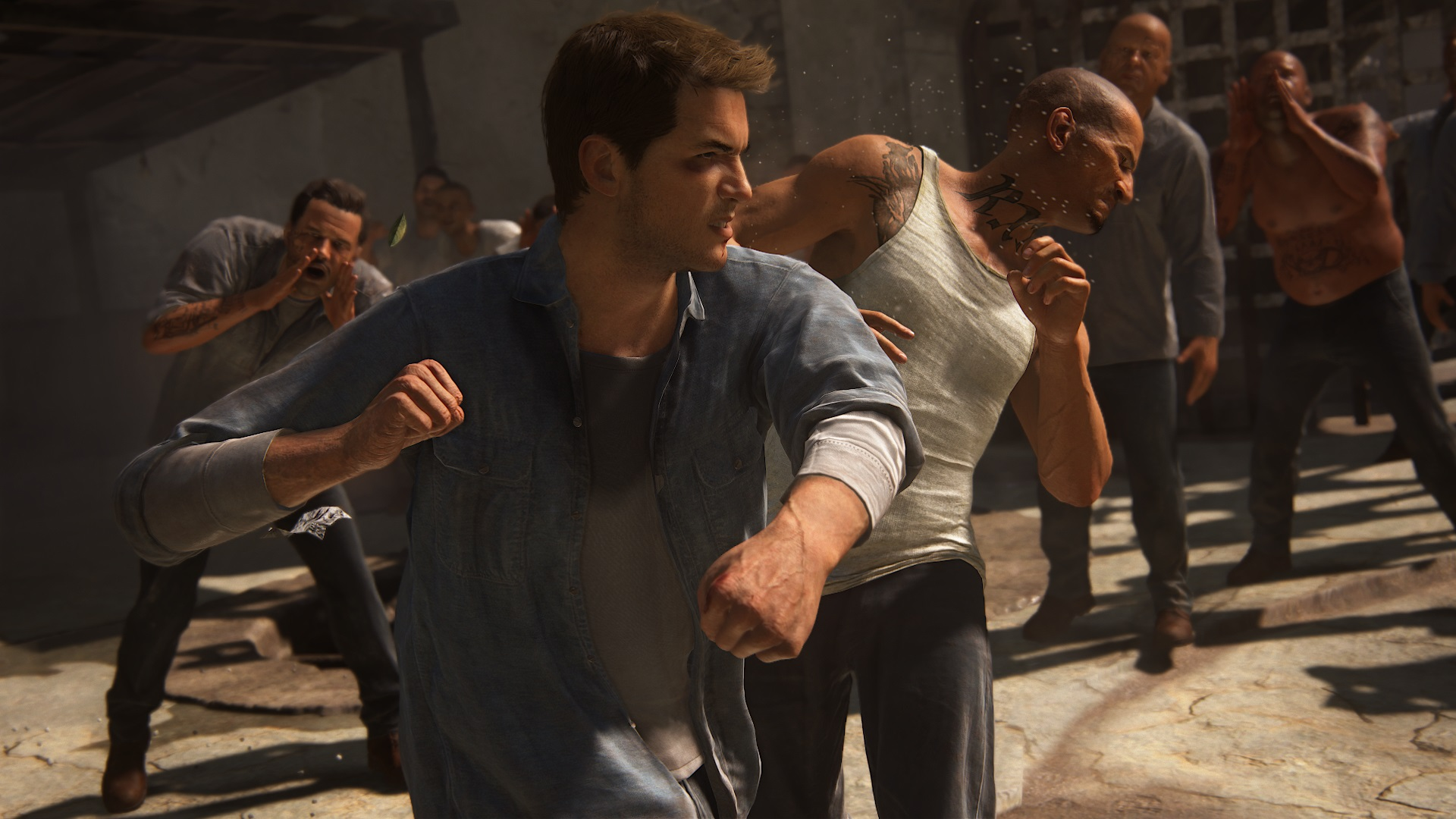 Аренда Uncharted 4 Путь вора на PlayStation 4