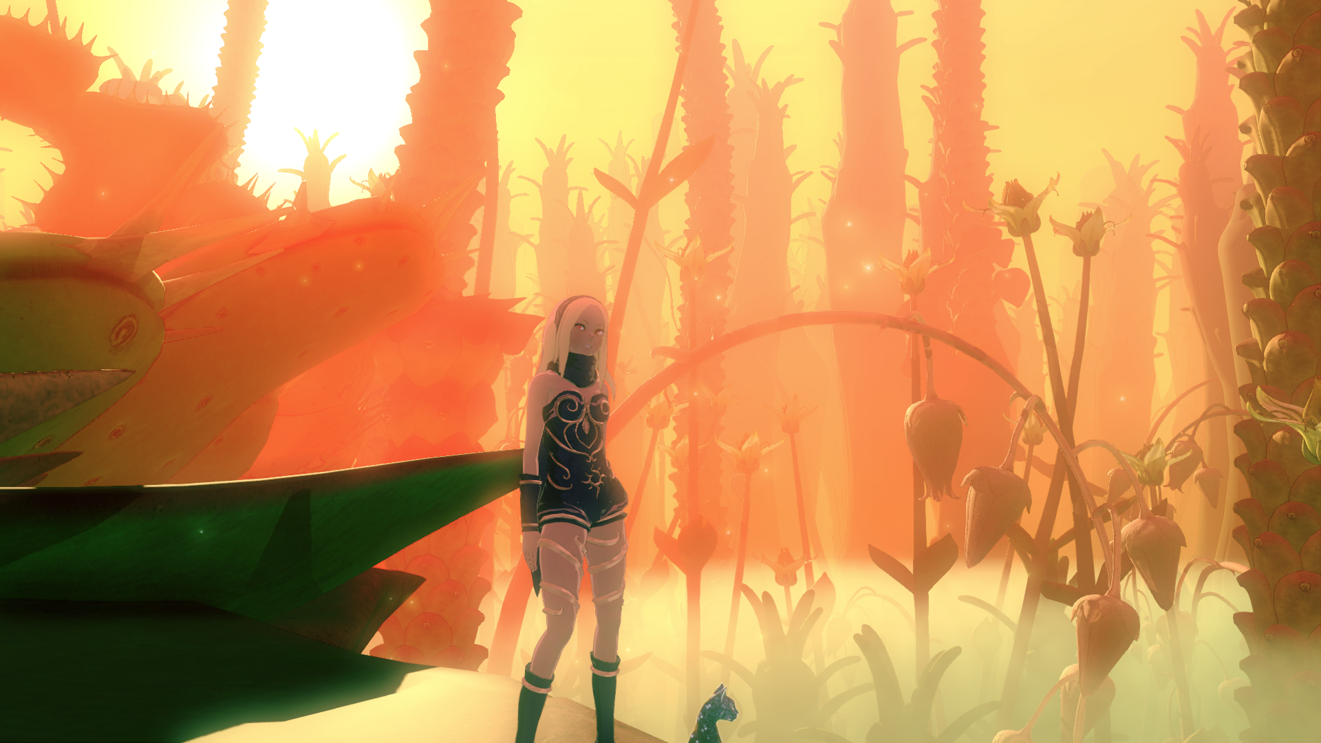 Скриншот №10 к Gravity Rush 2