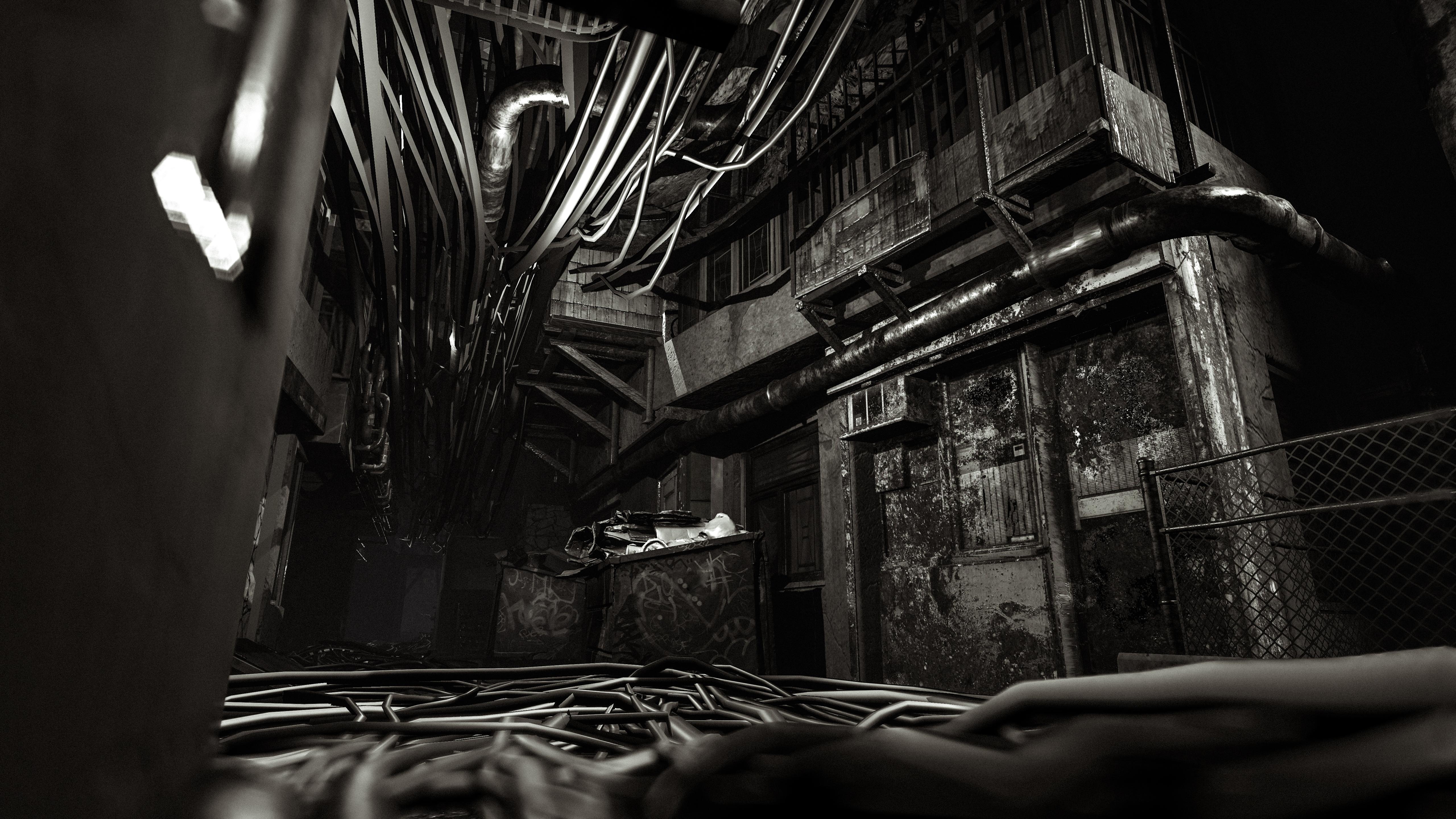 Скриншот №6 к Что скрывает тьма