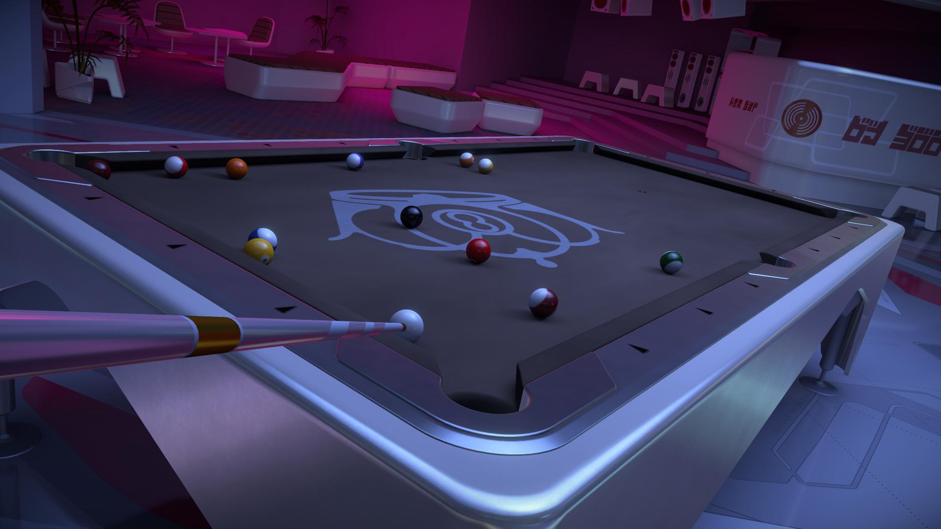 Скриншот №2 к Hustle Kings VR