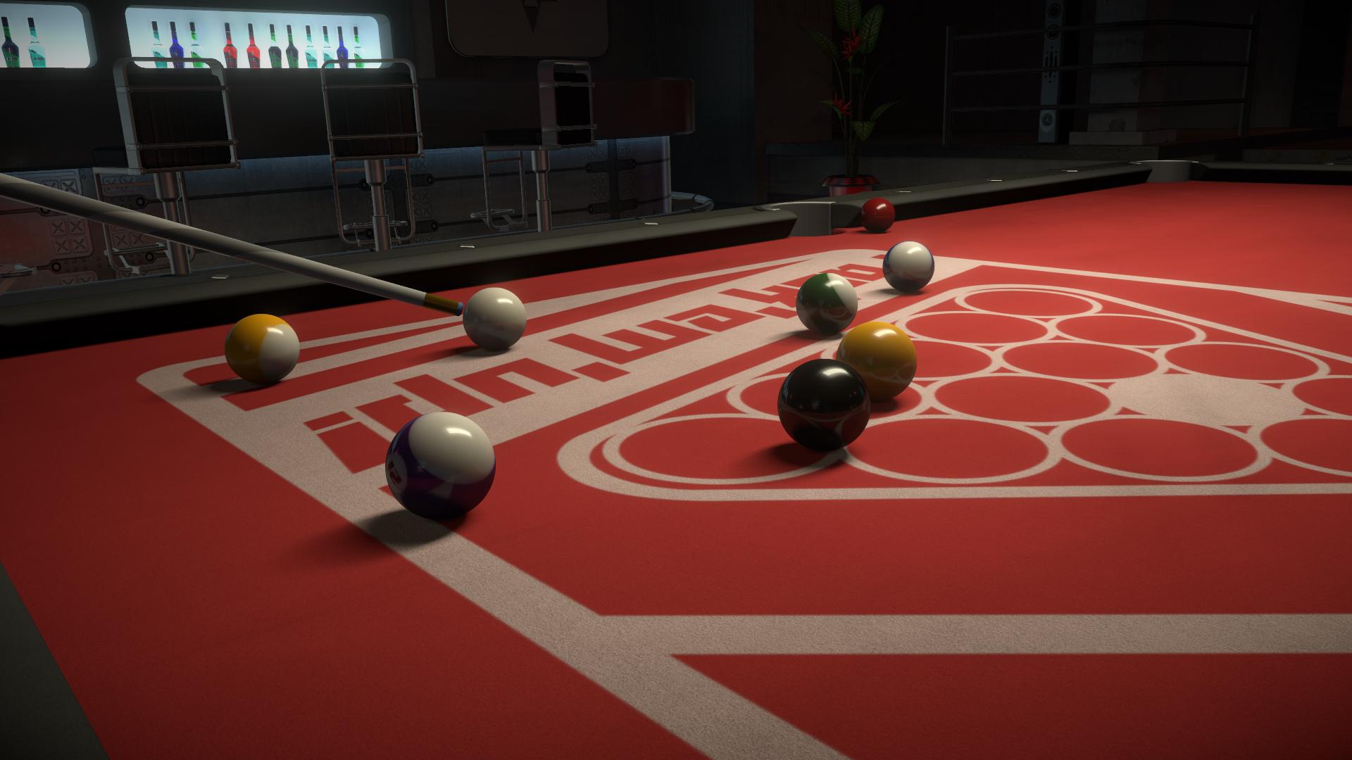 Скриншот №1 к Hustle Kings VR