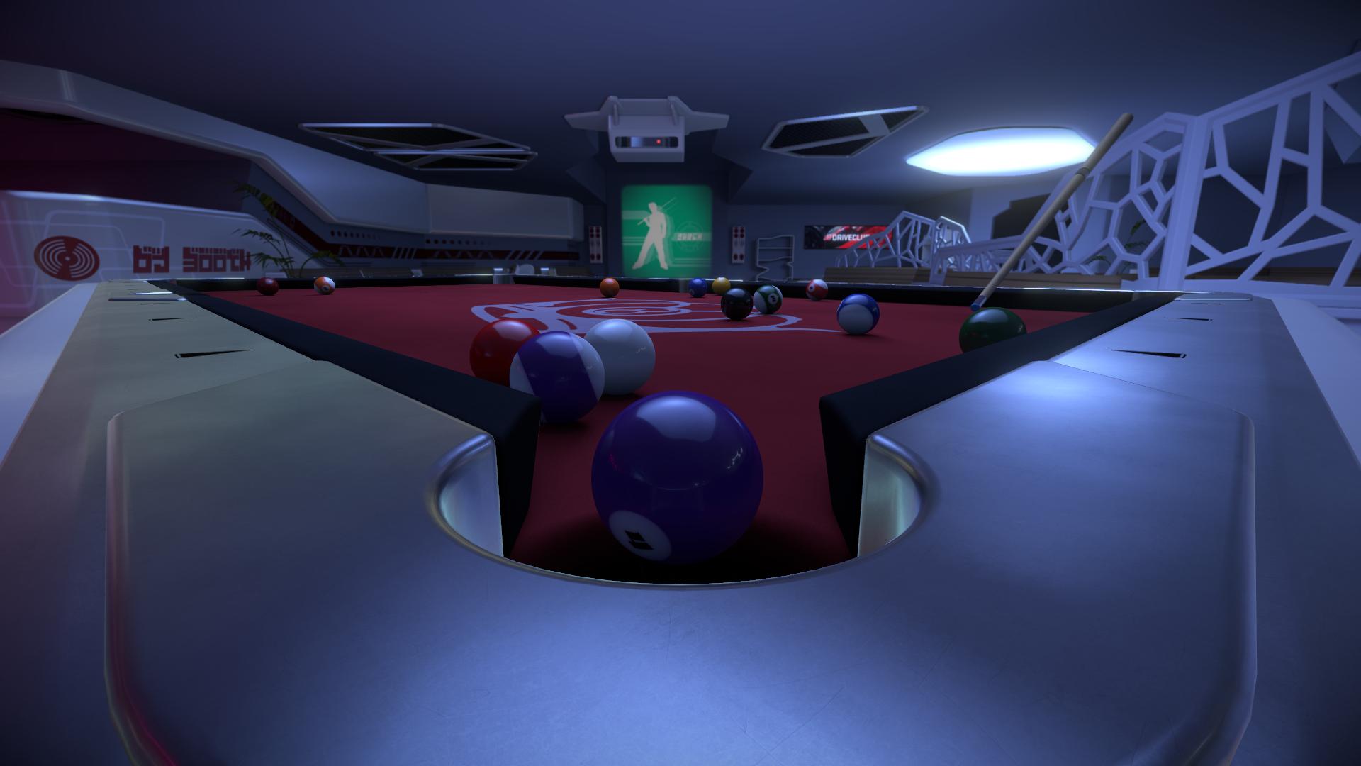 Скриншот №3 к Hustle Kings VR