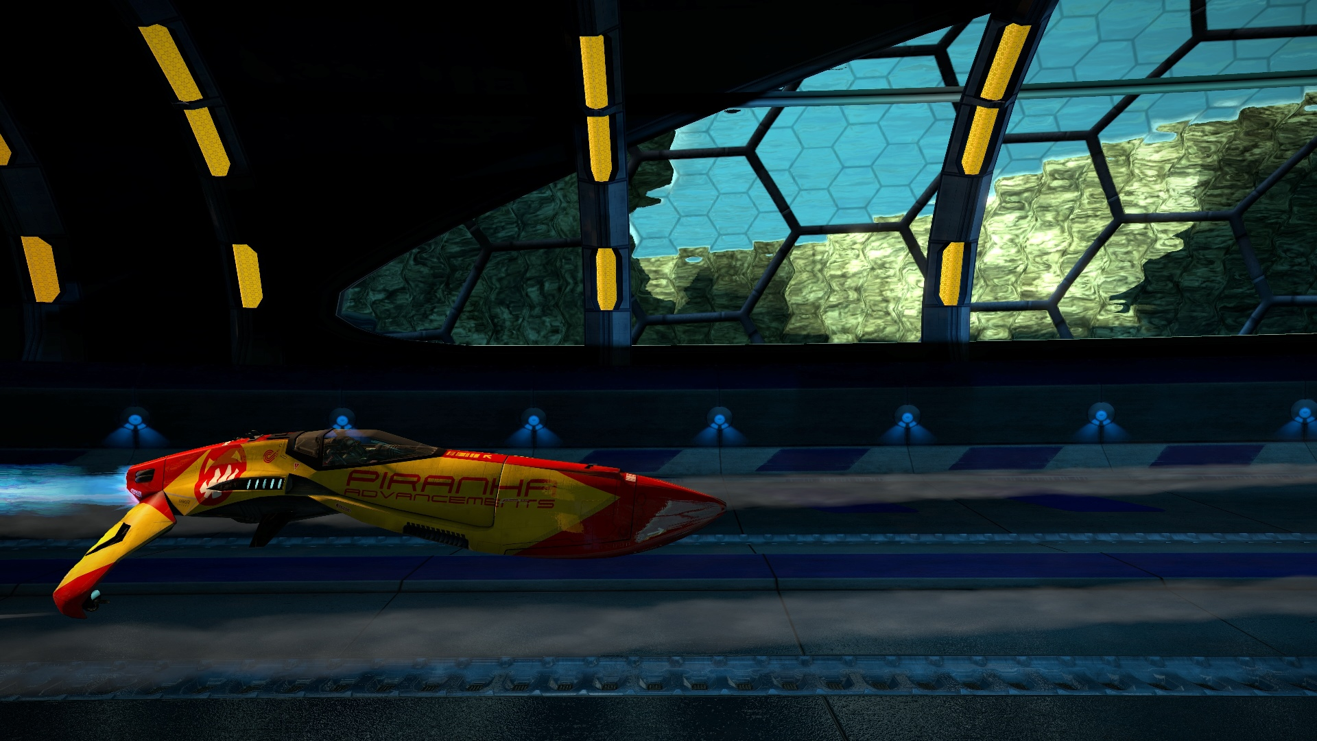 Скриншот №9 к WipEout Omega Collection
