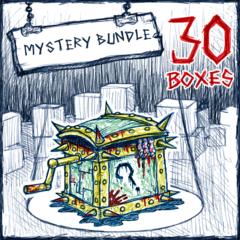30 Mystery Boxes для Drawn to Death™