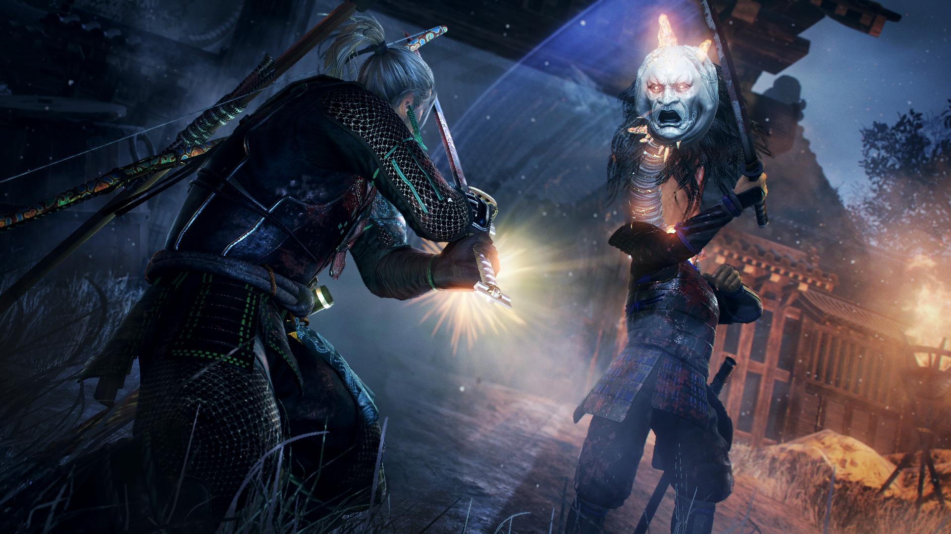 Скриншот №4 к Nioh - Дракон севера