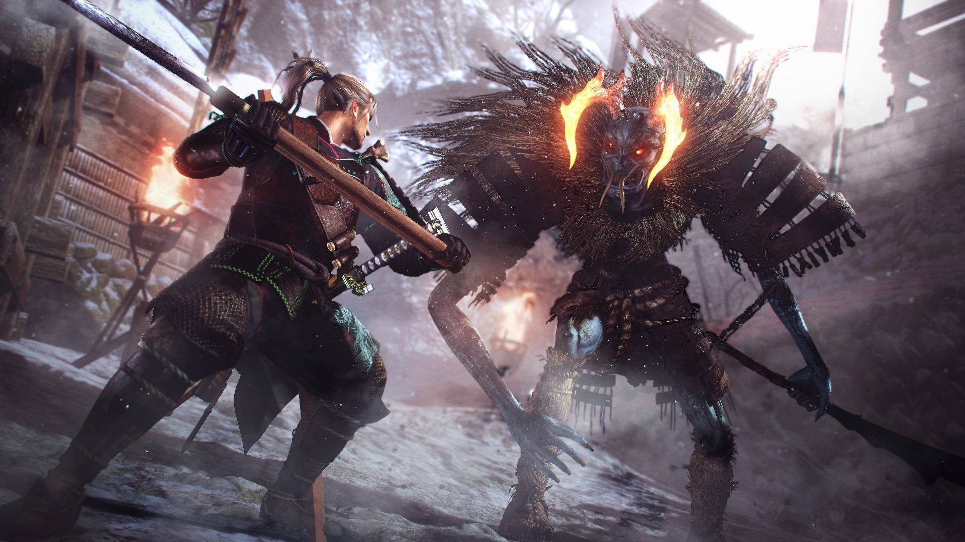 Скриншот №3 к Nioh - Дракон севера