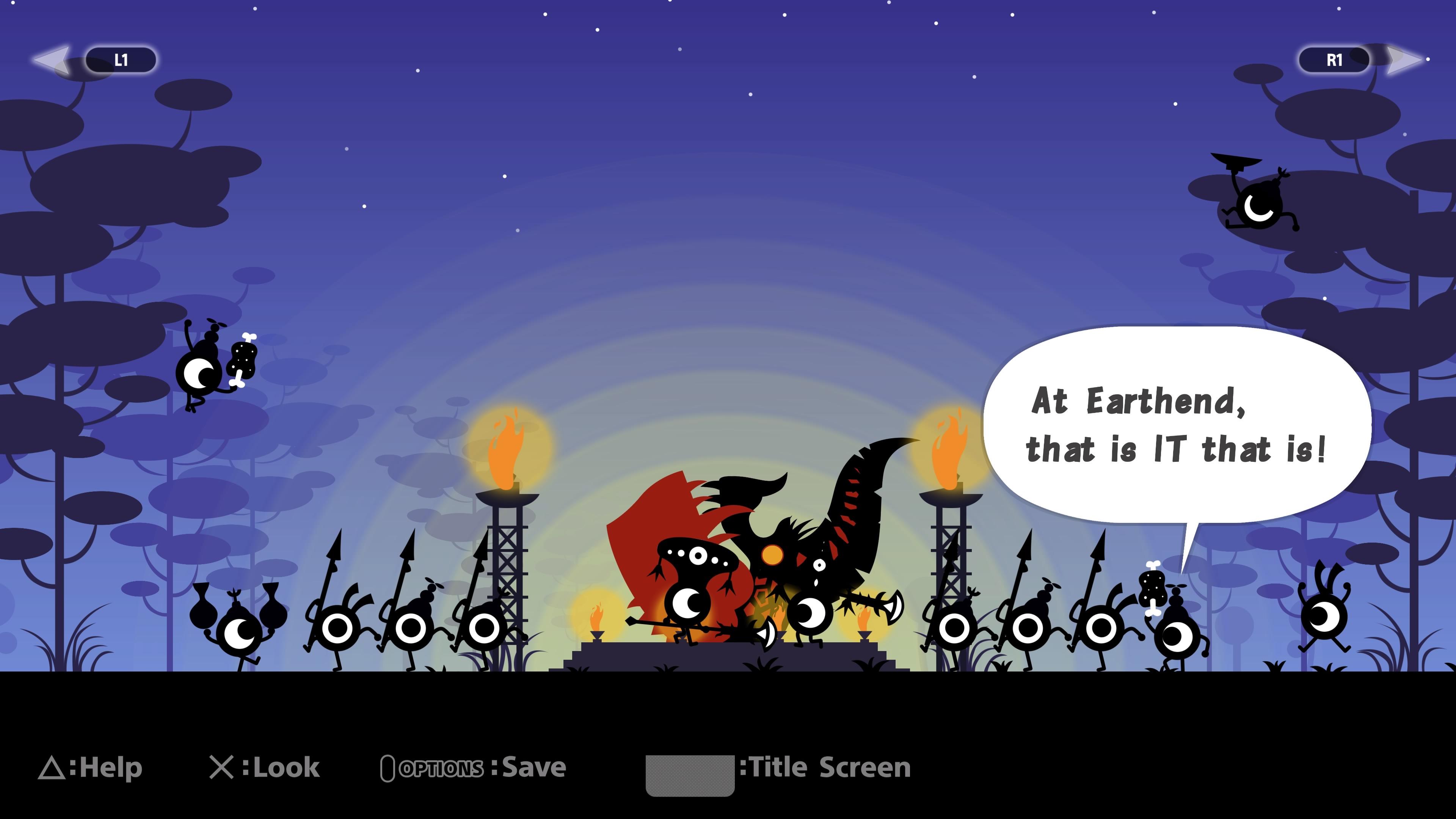 Скриншот №4 к Patapon Remastered